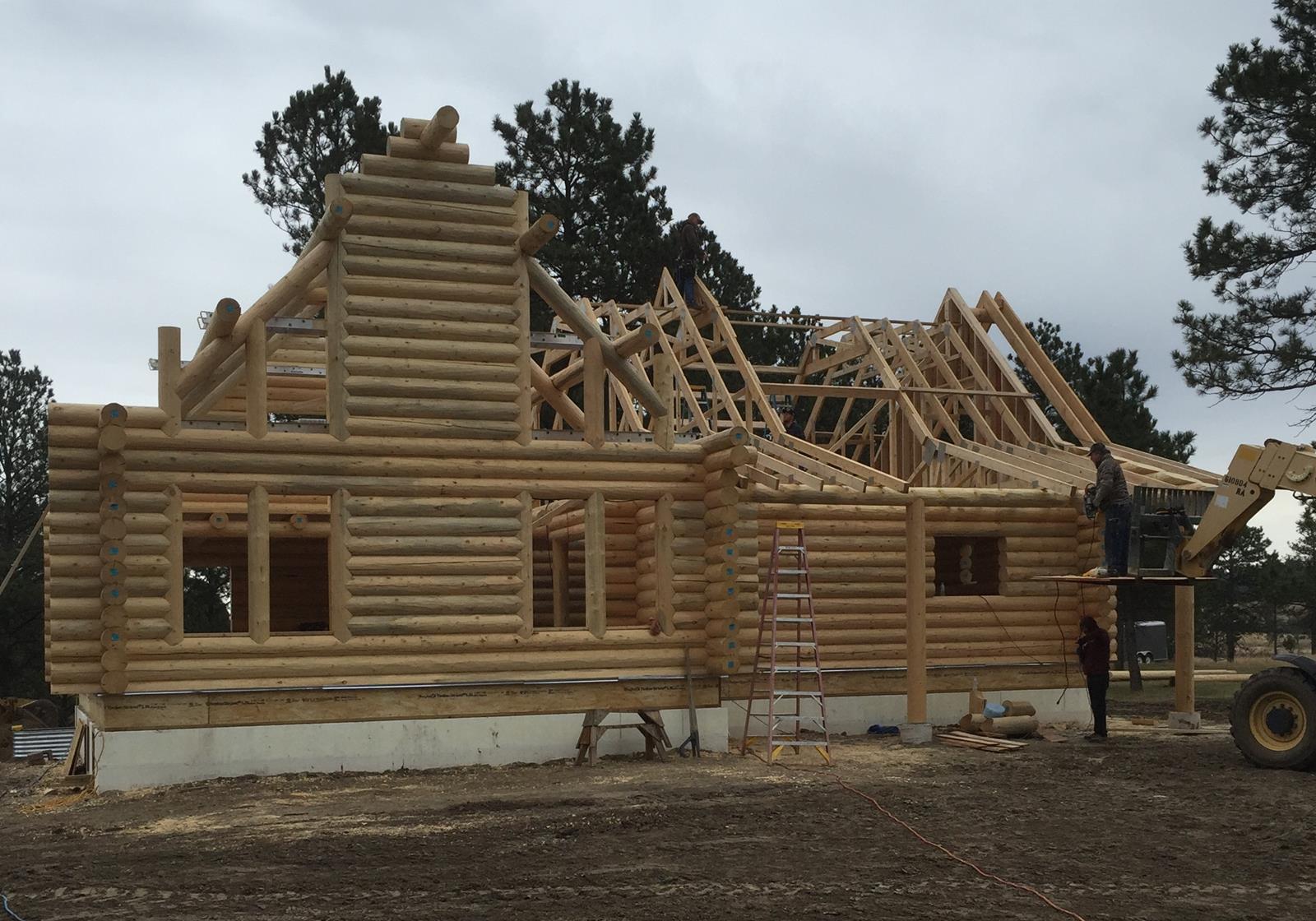Western Nebraska home