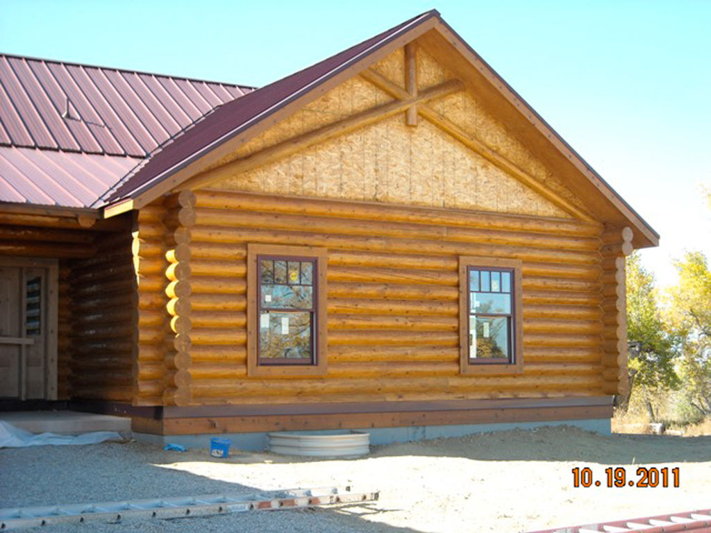 Colorado home jus completed