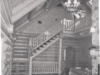 log-stairs
