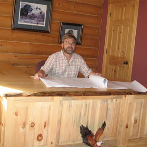 Mr. Craig Peister, Action Log Homes