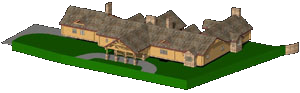 First sketch of your log home project